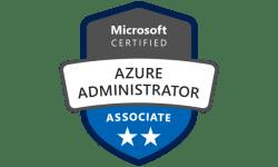 Azure administrator associate