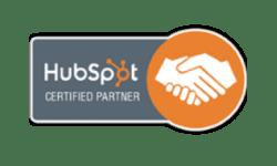 Hubspot certified patner