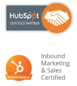 ccertified Inbound Marketing Company by Hubspot Partners