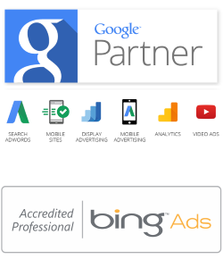 Certified Digital Marketing Google Partners Certified PPC and analysis