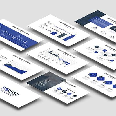 Presentation Content Creation Service