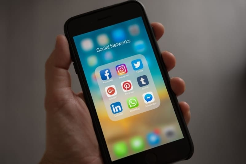 Social Media Marketing Main Services