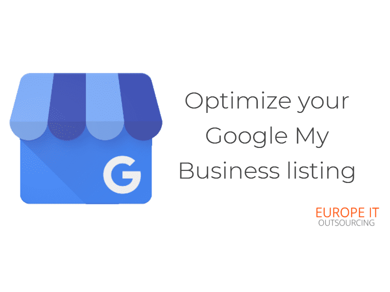 Optimize Your Google My Business Listing