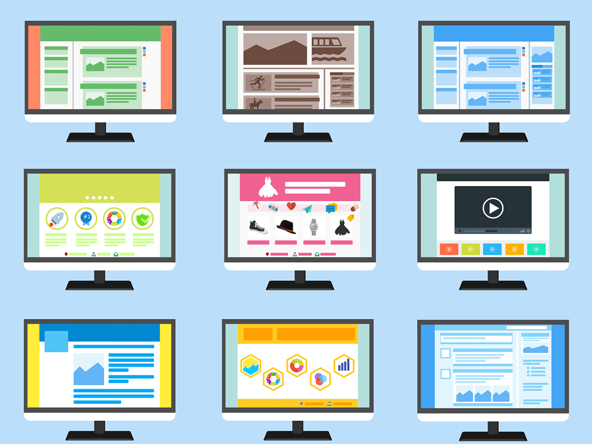 Top 5 Tips on how to Improve Website's Design