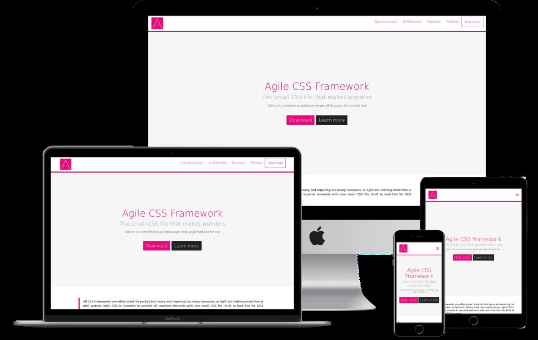 gile CSS Framework & UI Kit Development & UI Kit Development Case Study
