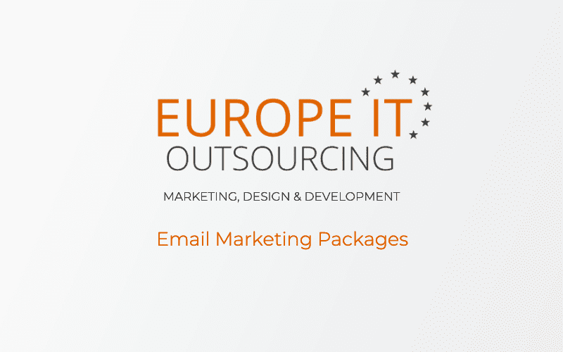 Email Marketing Packages & Prices