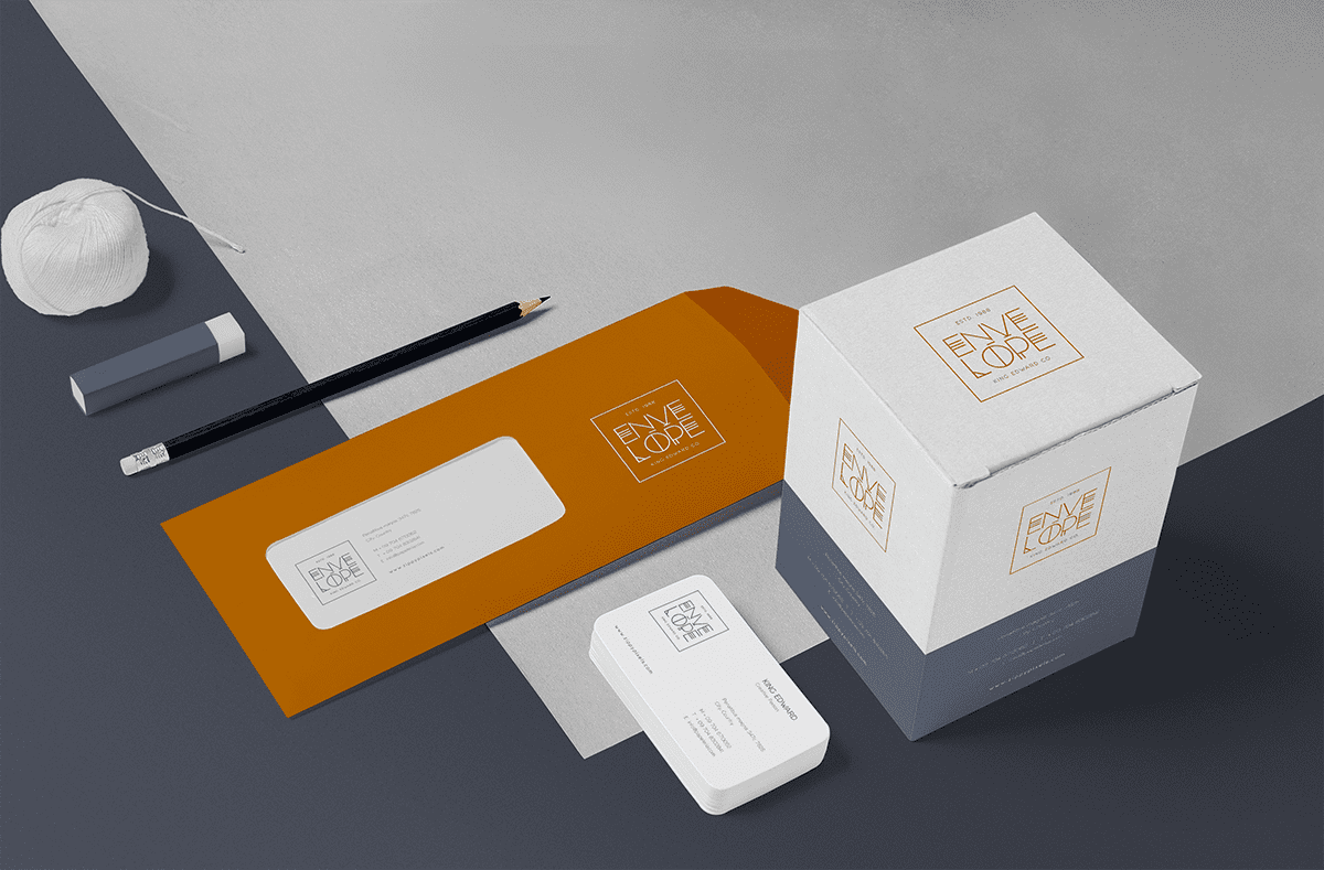 6 Essential Rules for Designing Envelopes