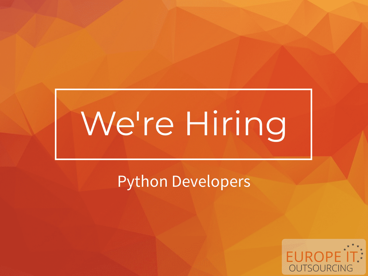 Python Developer Job